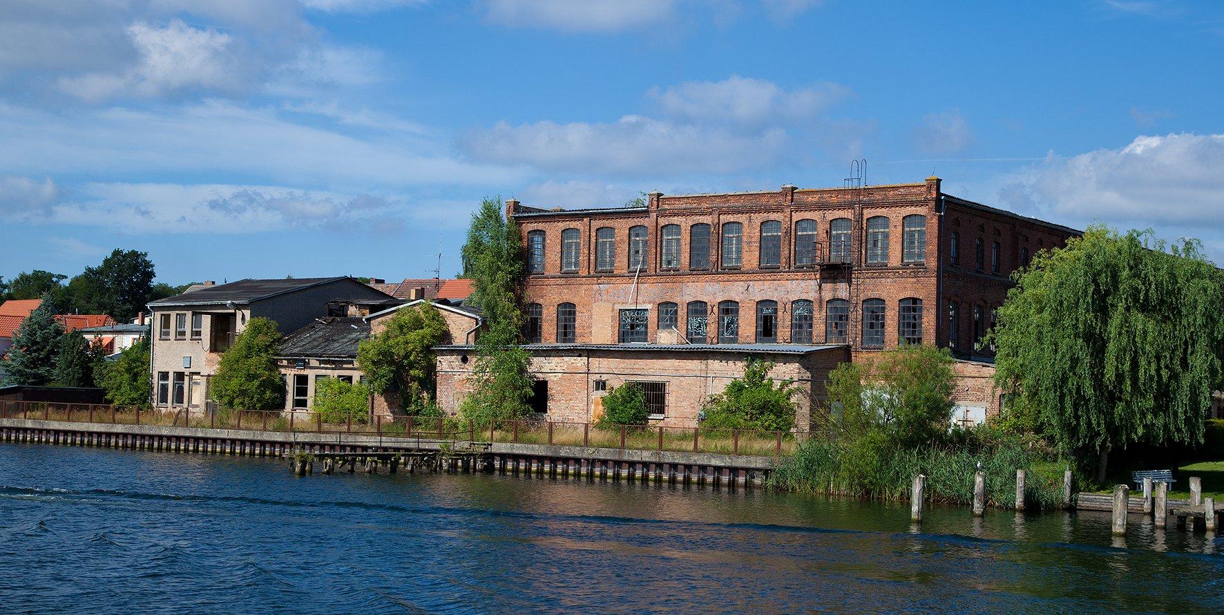 Tuchfabrik Malchow
