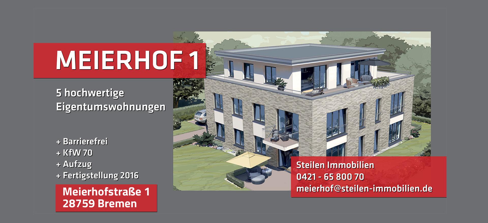 Steilen-Immobilien Meierhof1, Bremen